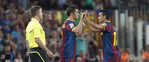 La imposición de Neymar pone en el mercado a Villa y Pedro