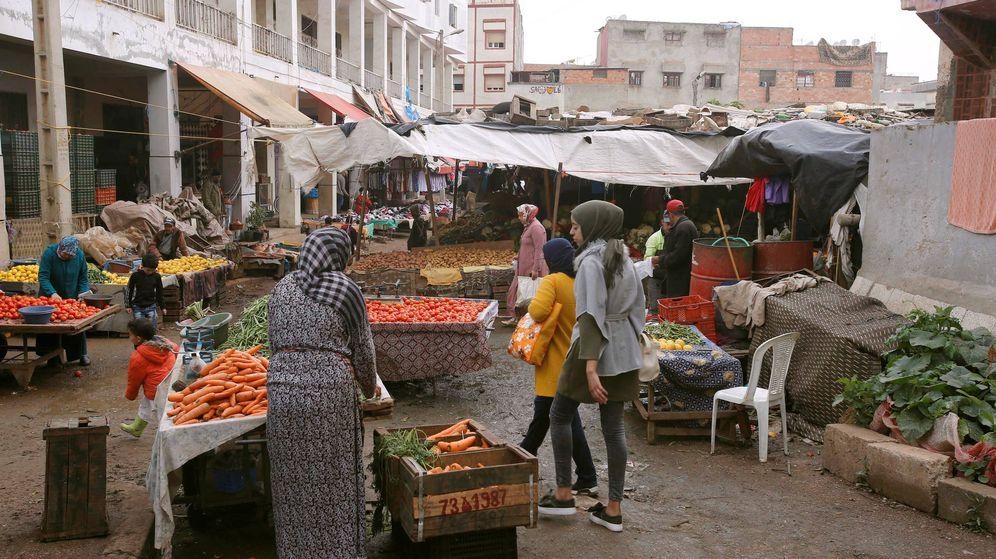 Foto: Un mercado en Rabat. (Reuters)