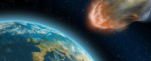 Foto: Un asteroide de 130.000 toneladas 'rozará' esta tarde nuestro planeta