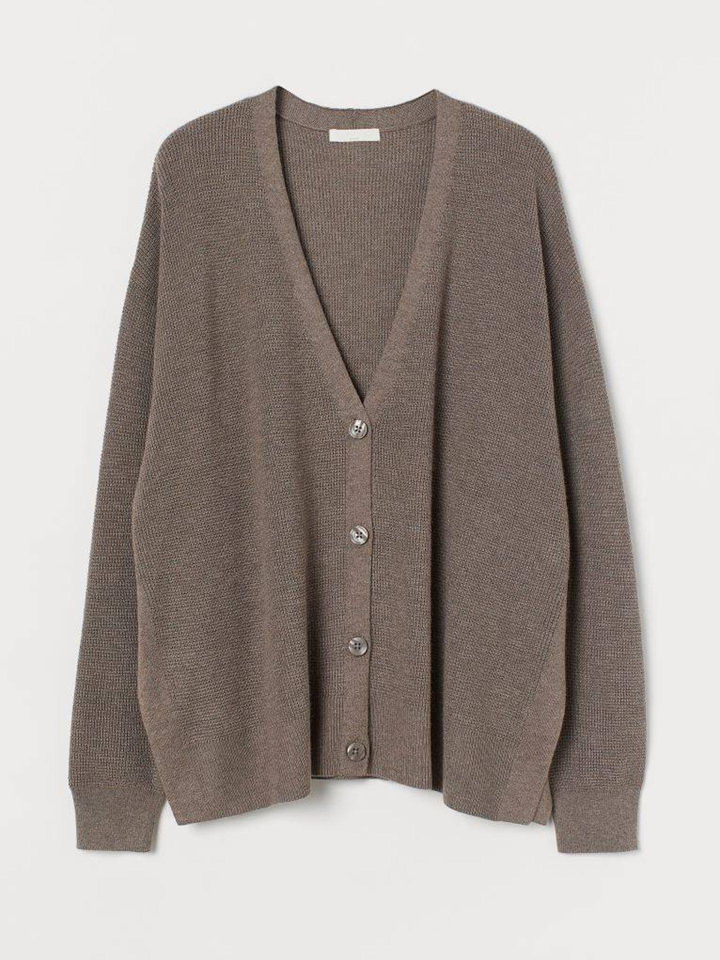 La chaqueta de HyM. (Cortesía)