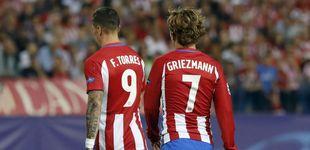 Post de El deseo de Torres en seguir en el Atleti, el ansia de Griezmann por ser Agüero