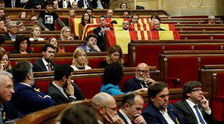 El 21-D rompe el independentismo y el pacto del 155