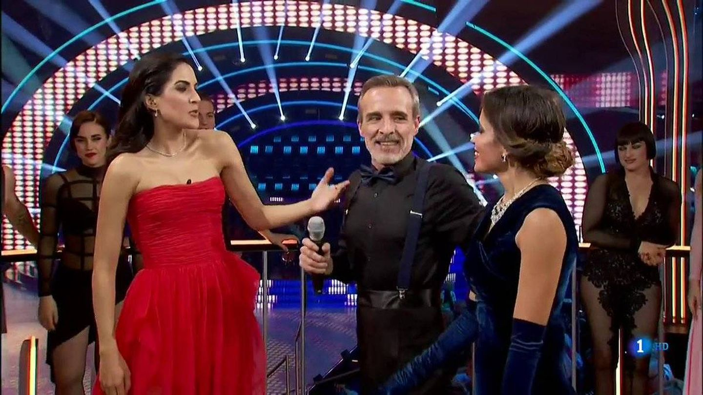Fernando Guillén, expulsado de 'Bailando con las estrellas'. (TVE)