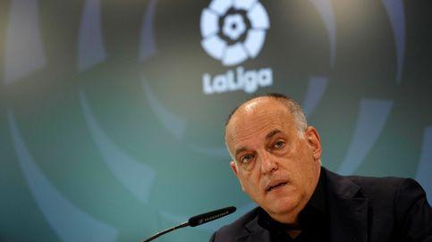 Iceta y Franco deben acabar con la guerra civil del fútbol español