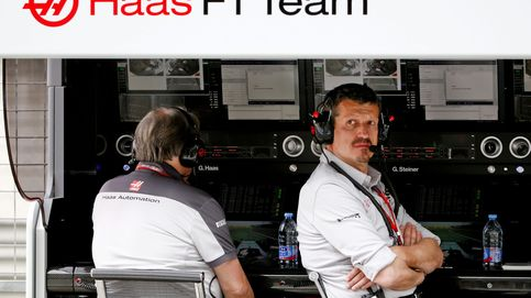Steiner, niñera de pilotos, azote de rivales y hombre duro de la F1 golpea a Alonso