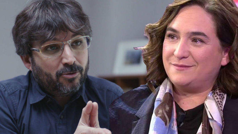 El independentismo se ensaña con Évole tras ser pillado con Ada Colau en un restaurante