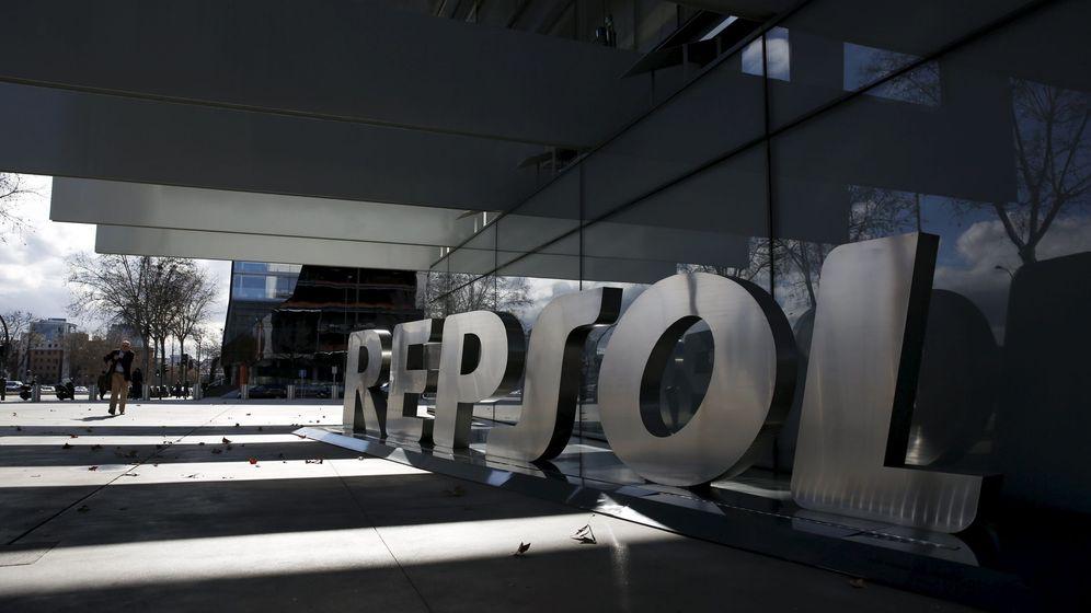 Foto: Sede de Repsol (Reuters)