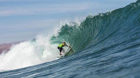 World Surf League en Chile