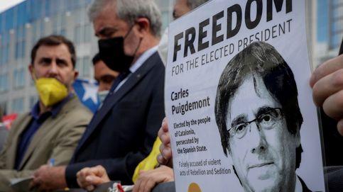 Cerdeña deja libre a Puigdemont y le impide abandonar Italia