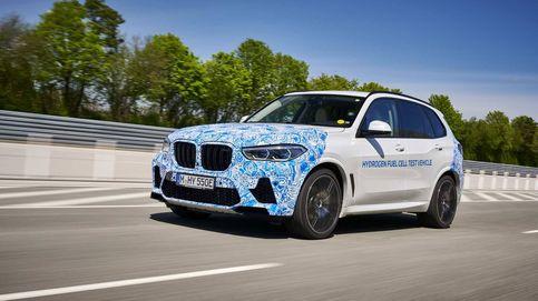 BMW lanzará su primer coche de pila de hidrógeno a finales de 2022