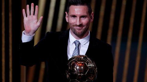 Te lo mereces. El guiño de Luka Modric a Leo Messi tras su sexto Balón de Oro