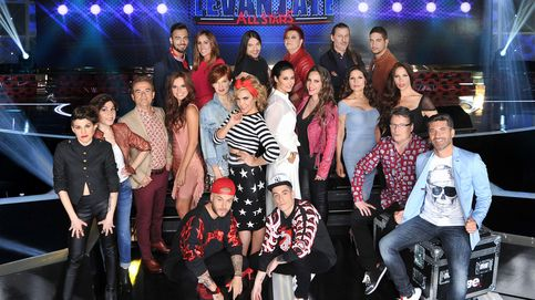 'Levántate All Stars': estos son los concursantes famosos del talent