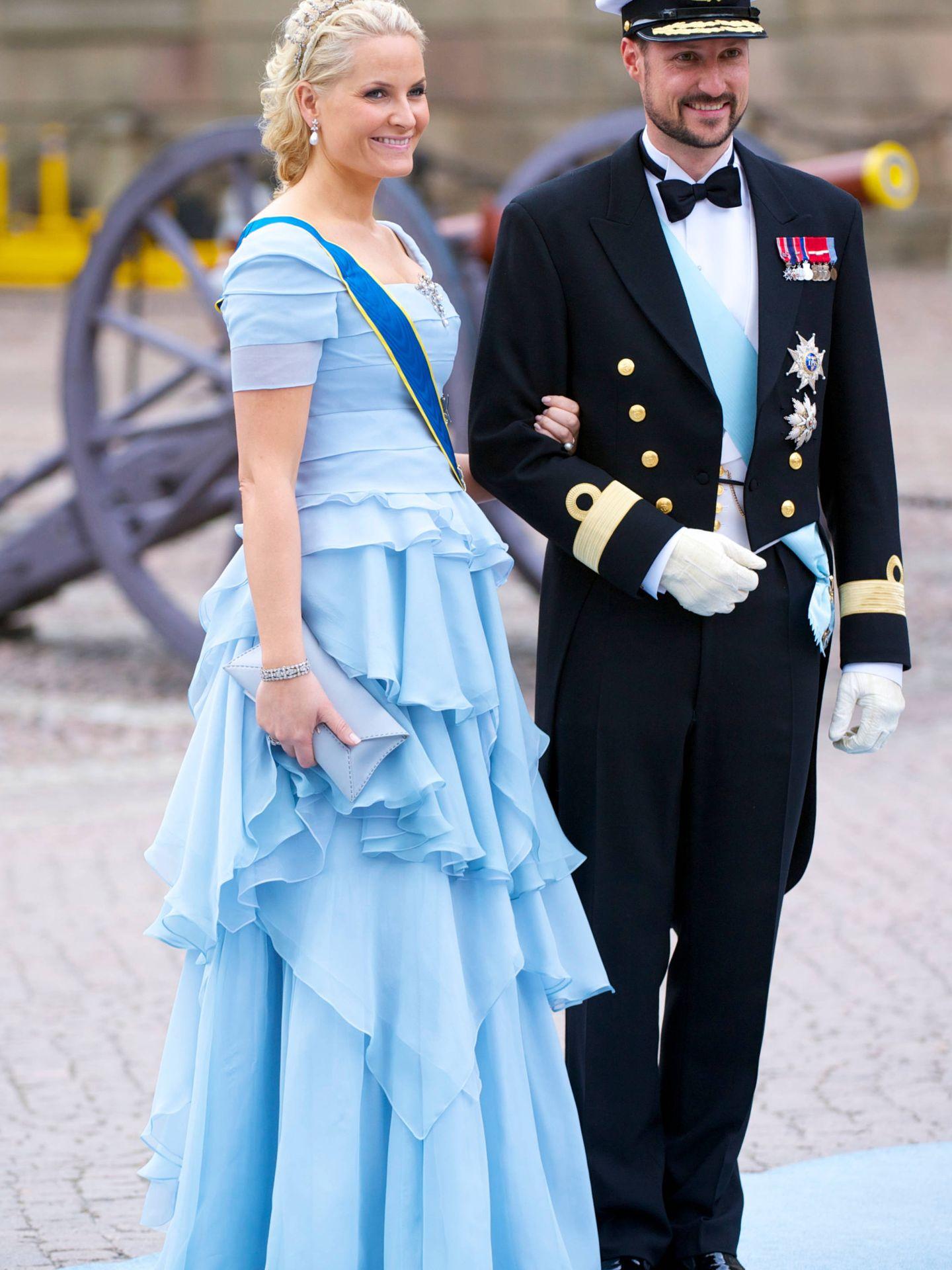 El príncipe Haakon y Mette-Marit, en una imagen de archivo. (Limited Pictures)