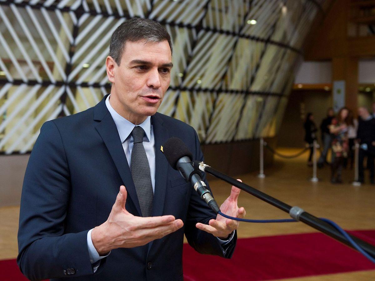 Foto: El prsidente del Gobierno, Pedro Sánchez. (EFE)