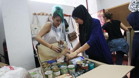 Así ayuda la Asociación de Apoyo al Pueblo Sirio en Moratalaz