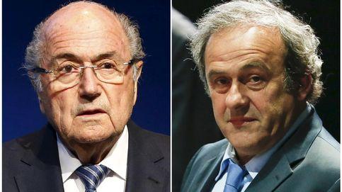El Comité de Ética ya tiene las sanciones de Blatter y Platini, pero no las publica