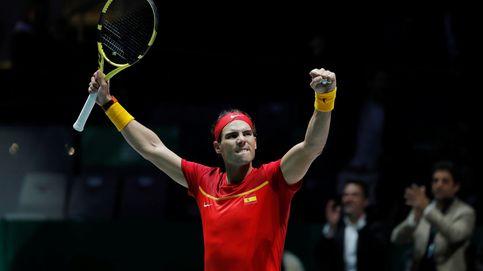 Las quejas a la Copa Davis en la épica remontada de España (y la visita de Neymar)