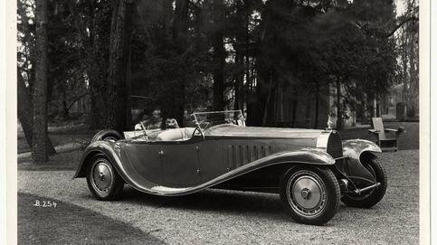 Bugatti Royale, el coche para reyes que acabó ocupando las vías del tren