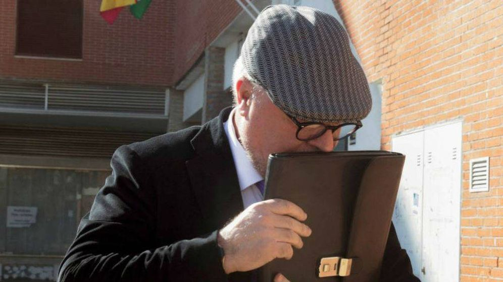 Foto: El comisario Villarejo.
