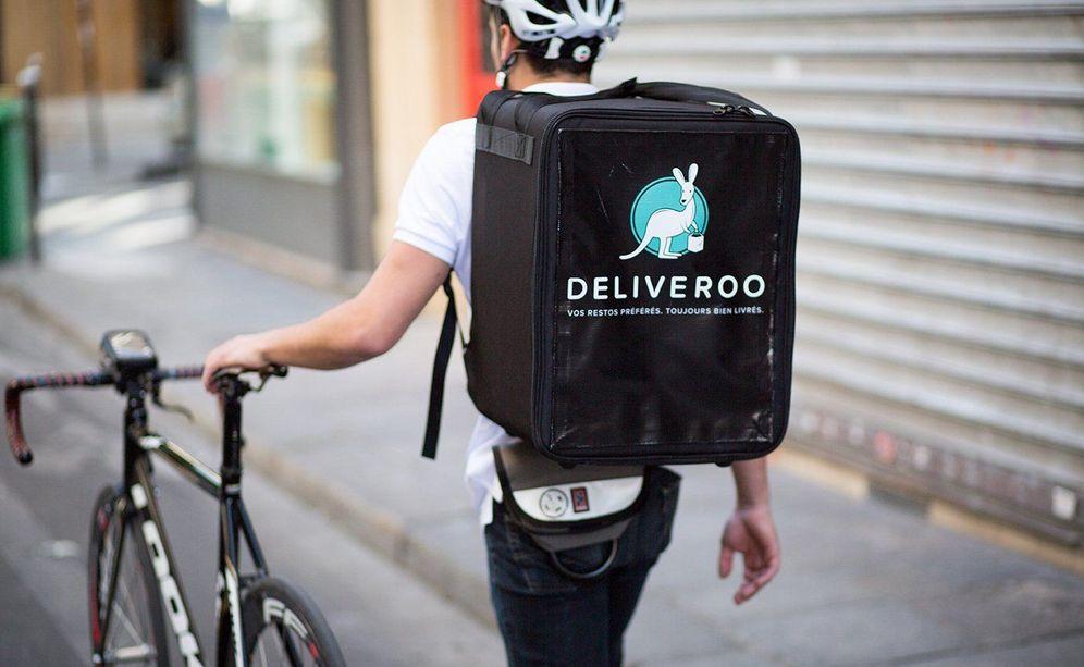 Foto: Deliveroo, la última incorporación al sector de la comida a domicilio