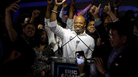 El exjefe de la policía de Nueva York encabeza las primarias demócratas para la alcaldía