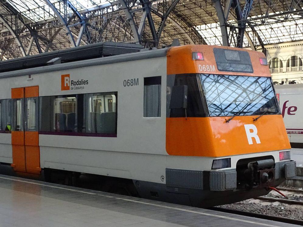 Foto: Tren de Rodalies