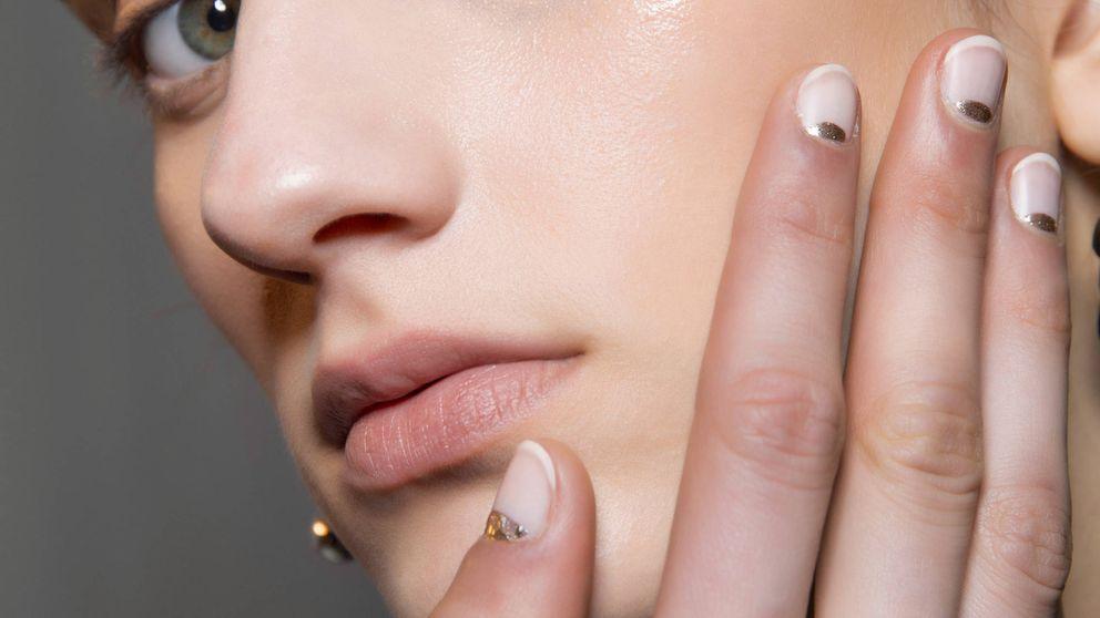 Esta manicura hará que tus dedos parezcan más largos