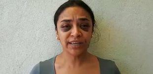 Post de Dos policías agreden a una reportera mexicana tras denunciar una violación
