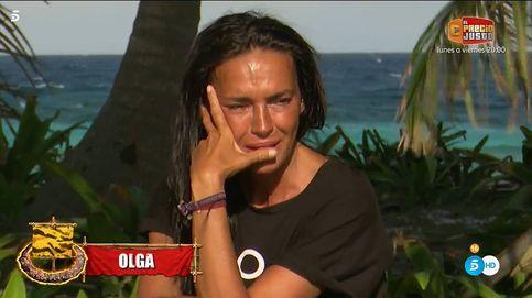 La queja de Olga a 'Supervivientes', a lágrima viva, por Antonio David Flores