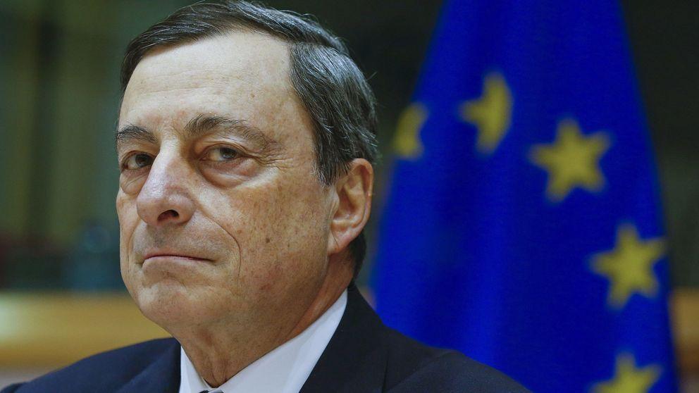 La vuelta de la inflación al terreno negativo mete más presión a Draghi