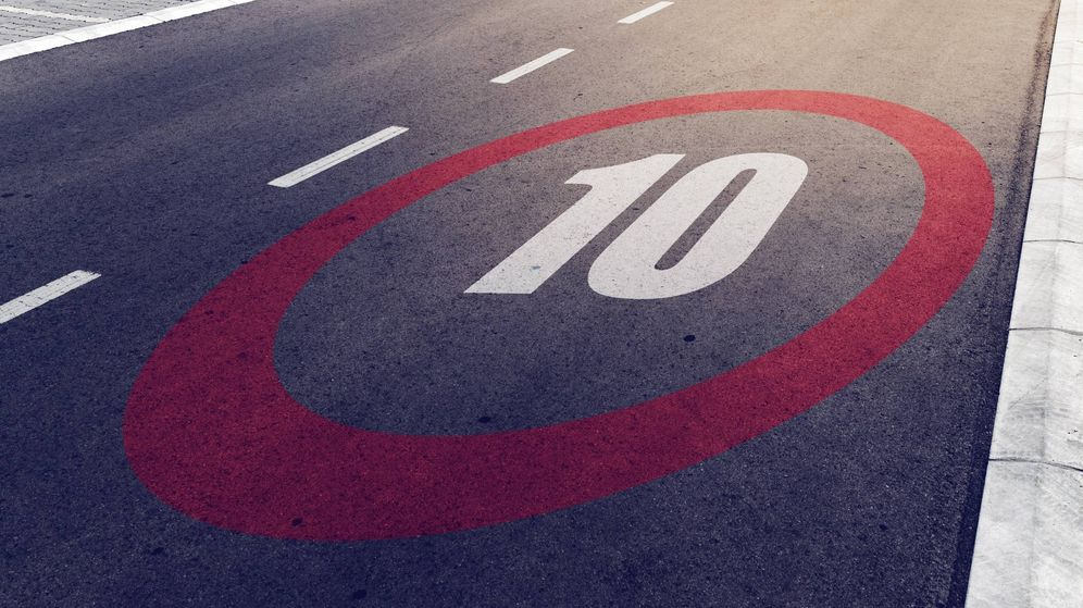 Foto: Multas por circular a 11 km/h: Pontevedra impone los límites más severos de España. (iStock)
