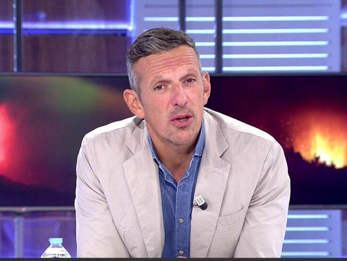 Foto: Joaquín Prat, en 'Cuatro al día'. (Cuatro)
