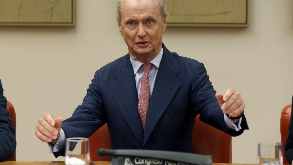 Foto: El exministro y exembajador de España en EEUU, Pedro Morenés. (EFE)