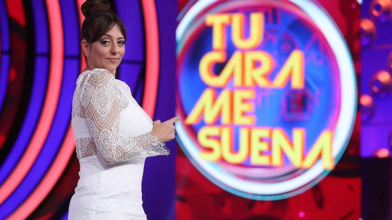 Foto: Yolanda Ramos en 'Tu cara me suena'.
