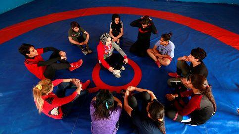 Derribando tabús: mujeres luchadoras en Irak