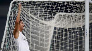 Cristiano en el pantano, Bale seco y Benítez se moja para que el Madrid fiche otro '9'