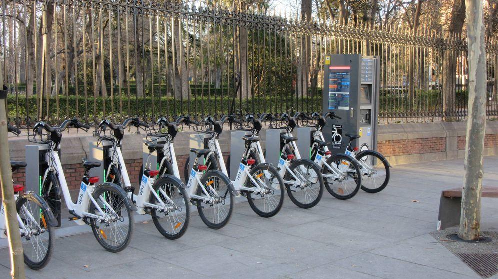 Foto: Las empresas de alquiler de bicicletas también son beneficiarias del Plan Moves.