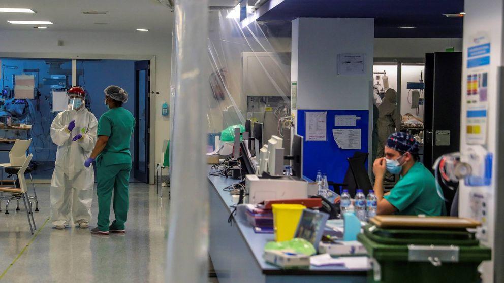 El Colegio de Médicos de Madrid cifra en 23 los médicos muertos por Covid-19