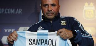 Post de El ingrato Sampaoli: hace un 'simpa' al Sevilla y abandona a quien nunca lo haría