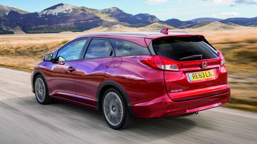 Honda Civic crece con el Tourer, la versión más dinámica y familiar