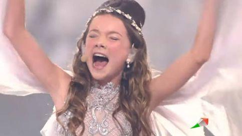 Los memes de 'Eurovisión Junior': del modelito de Irlanda a los agudos de Melani