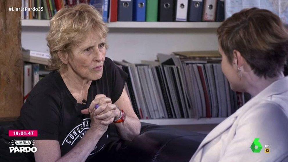 Mercedes Milá, en el programa de Cristina Pardo: Me siento inglesa