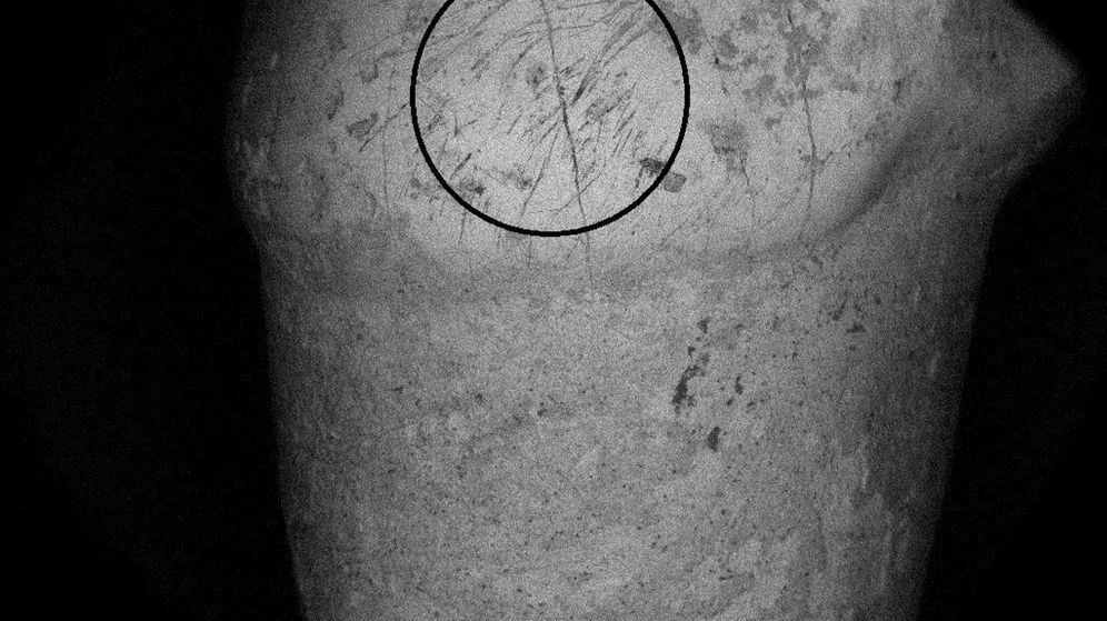 Foto: Equipo hispano-israelí descubre cómo comían nuestros ancestros hace unos 400.000 años. Foto: EFE