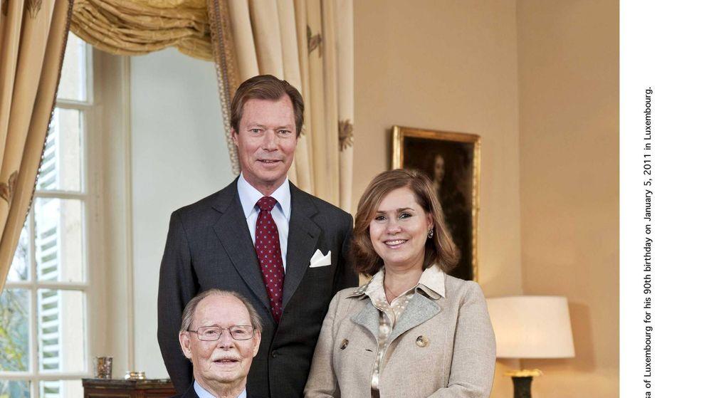 Foto: El gran duque de Luxemburgo. (Cordon Press)