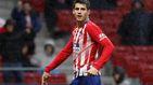 El pulso de Álvaro Morata en el Atlético de Madrid
