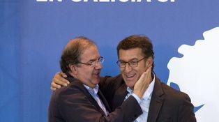 Dos barones pidieron a Rajoy un congreso extraordinario… y se hizo el sueco