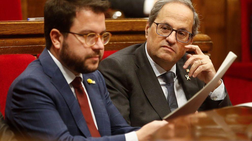 Aragonès vende a las bases de ERC la mesa de diálogo asegurando que se pasará por las urnas