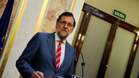 Rajoy mantiene contactos constantes y prepara el discurso de investidura