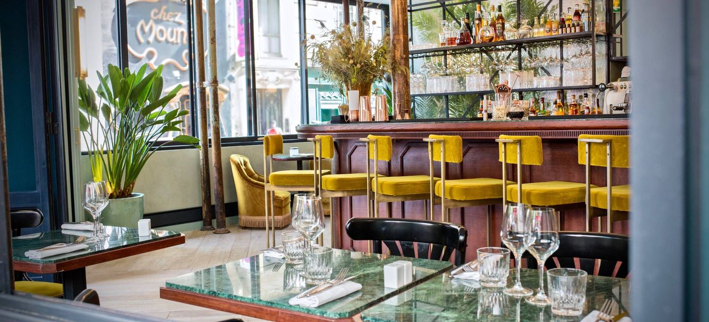 Foto: Imagen del interior del parisino Maison Lautrec (Foto: Cortesía)