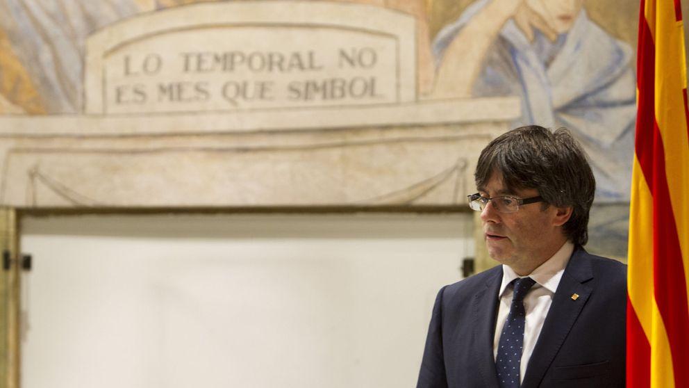 Más de 100.000 € a 'entidades civiles' para extender el 'procés'